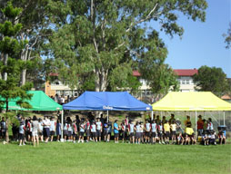 WHSC Primary School Athletics Carnival