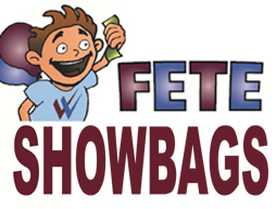 WHSC Fete showbags and ride bands
